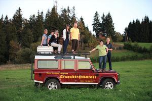 Erzgebirgssafari